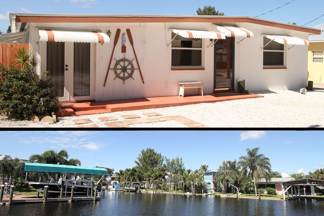 Florida pine island vacation rental
